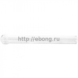 Трубка стекло Oil 15 см