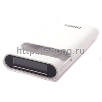 Зарядное устройство 18650 Tomo V8-4 4.5-5.2V (4х) Белый