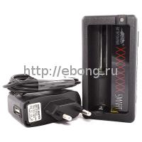 Зарядное устройство универсальное для всех аккумуляторов (1x) Efest XSmart USB Single Charger, (3.7V)