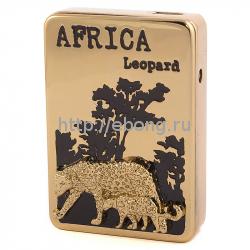 Зажигалка Прикуриватель miniUSB Африка LC-1053
