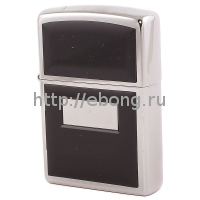 Зажигалка Zippo 355 High Polish Chrome Бензиновая