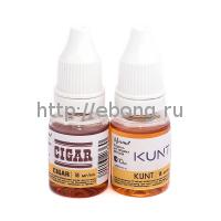 Жидкость ilfumo для электронных сигарет Сигаретная и Табачная 10мл